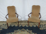 cherry-ethan-allen-chairs