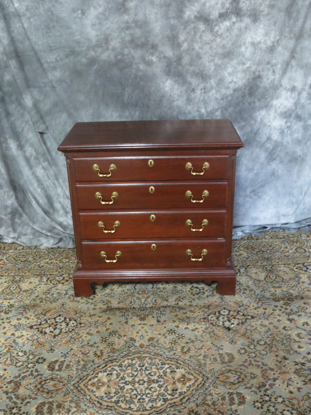 Ethan Allen Nightstand Bachelors Chest Casey And Gram