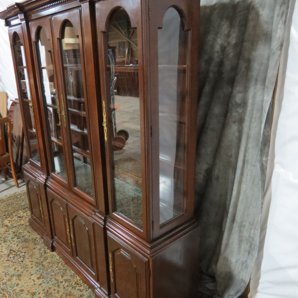 Cherry Harden China Cabinet Casey And Gram