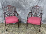 mahogany-captains-chairs