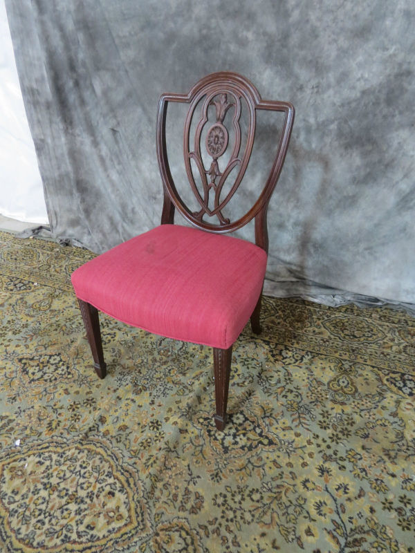 mahogany-shield-back-chair
