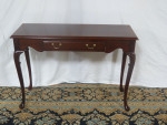 hickory-mahogany-sofa-table