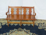 stickley-rare-farmhouse-bench